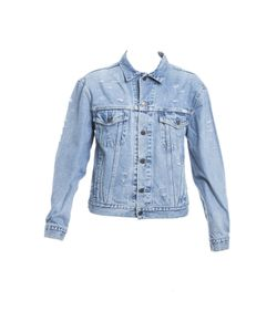 Forte Couture | Wool Denim Jacket