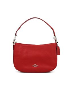 Coach | Chelsie Pebbled Leather Bag