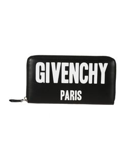 Givenchy | Iconic Print Zip Around Wallet