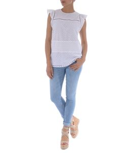Michael Kors | Knitted Lace Top