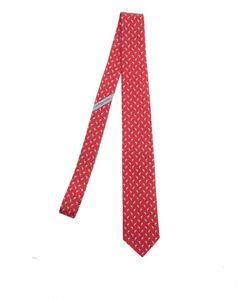 Salvatore Ferragamo | Fish Print Tie