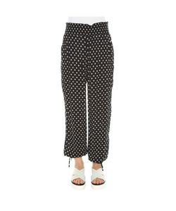 Tory Burch   Printed Trousers