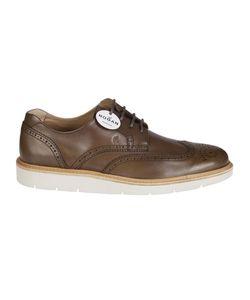 Hogan | Contrast Sole Derby Shoes