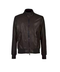 Orciani | Nappa Leather Jacket