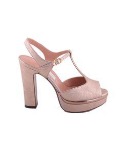 L'Autre Chose | Strapped Platform Sandals