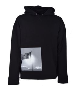 Raf Simons | American Flag Hoodie
