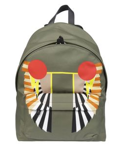 Givenchy | Wings Print Backpack