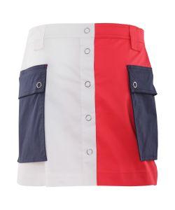 Iceberg | Cotton Blend Skirt