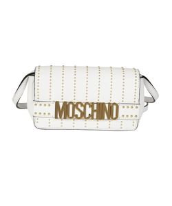 Moschino   Studded Shoulder Bag