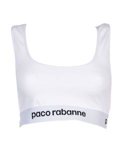 Paco Rabanne | Cropped Tank Top