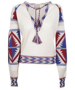 Laneus | Printed Sweatshirt