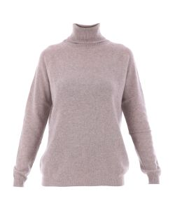 Not Shy | Turtleneck Cashmere Sweater