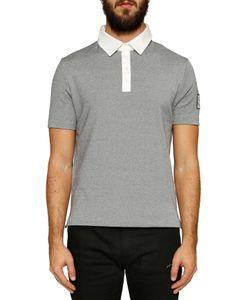 Moncler Gamme Bleu | Contrast Collar Polo Shirt