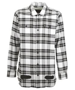 Off-White | Diagonal Spray Check Shirt