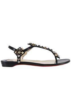 CHRISTIAN LOUBOUTIN | Flat Sandals Shoes