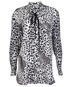 Markus Lupfer | Hiding Leopard Shirt
