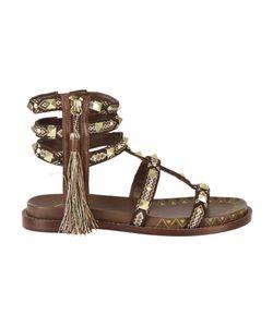 Ash | Medellin Flat Sandals