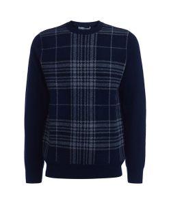 Comme Des Garçons | Maglione Shirt Fantasia Check
