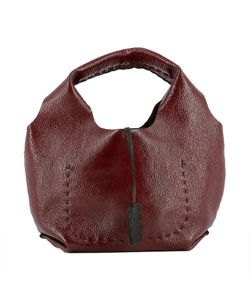 Henry Beguelin | Leather Handle Bag
