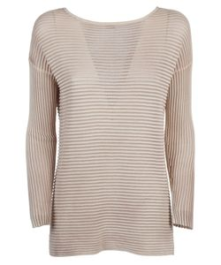 Avant Toi | Ribbed Knit Sweater