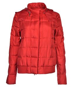Moncler Gamme Rouge | Padded Hooded Jacket