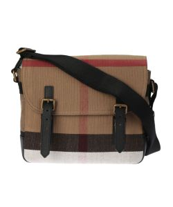 Burberry | Check Juta Bag