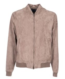 Herno | Zipped Bomber Jacket