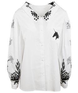 Vivetta | Unicorn Print Shirt