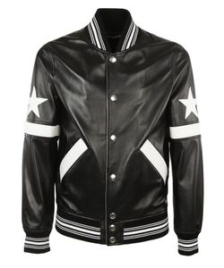 Givenchy | Stars And Stripe Applique Jacket