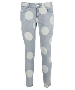 Stella McCartney | Polka Dot Skinny Jeans