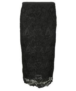 Rochas | Lace Skirt