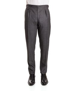Canali | Trousers Wool