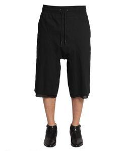 Tom Rebl | Cotton Blend Shorts