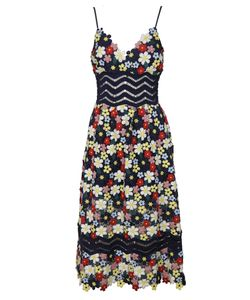 Sea | 3d Crochet Sun Dress