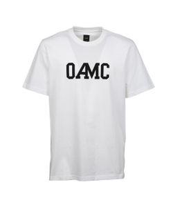 Oamc | Logo Print T-Shirt