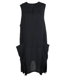 Y's   Pleated Detail Dress
