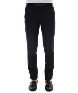 Dior Homme | Dior Cut Embroidery Trousers