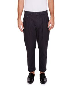 Wooster + Lardini | Dyed Trousers