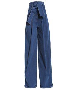 Sara Battaglia | High Waist Jeans