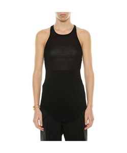 Rick Owens | Basic Rib Tank Top