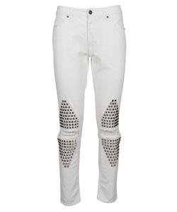 Gaelle Bonheur | Studded Jeans