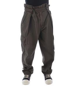 Juun.J | Belted Loose-Fit Trousers
