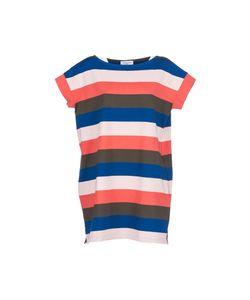 YMC | Striped T-Shirt Dress