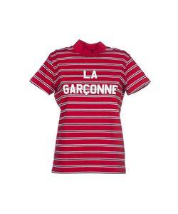 Harmony Paris | Striped High Neck Top