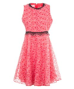 Giamba | Pleated Trim Dress