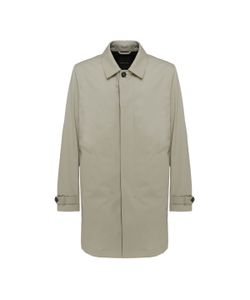 Zegna Sport   Z Zegna Compact Twill Coat