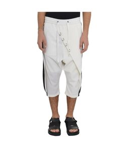 D.Gnak | 7541 Side Tapes Cropped Pants