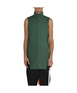 D.Gnak | 7527 Back Tape Sleeveless Shirt