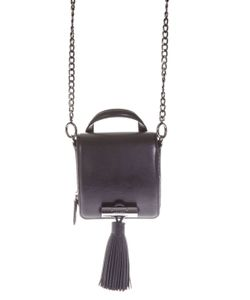 Kenzo | Sailor Leather Shoulder Bag