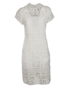 Sea | Lace Midi Dress